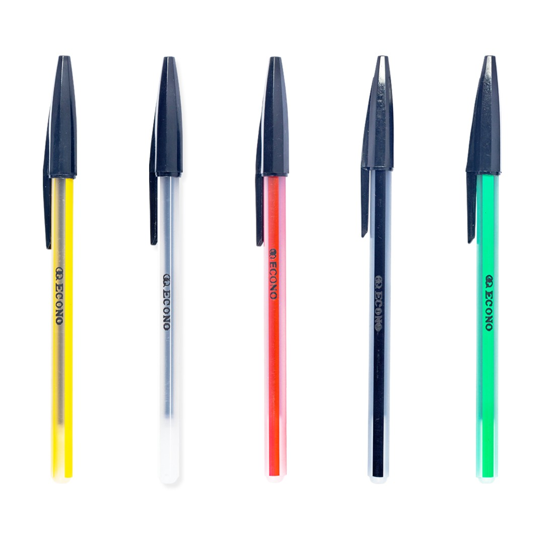 Econo Ball Pen 10 pcs